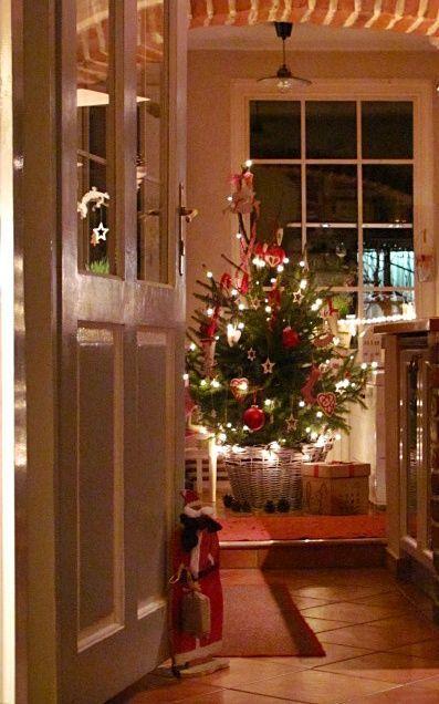 Christmas 4U  All ❤️s for this basket 'pot holder'!