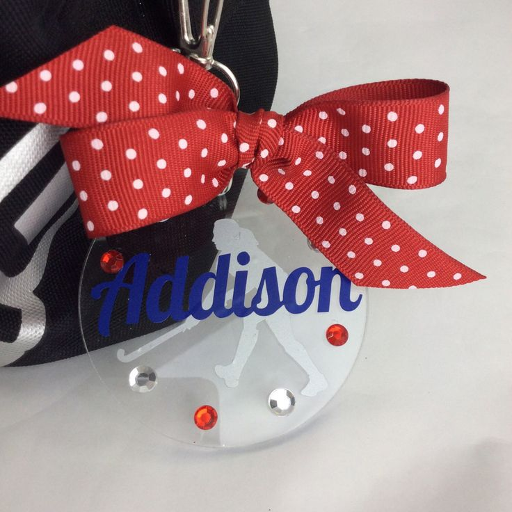 A personal favorite from my Etsy shop https://www.etsy.com/listing/199031522/field-hockey-bag-tag-personalized