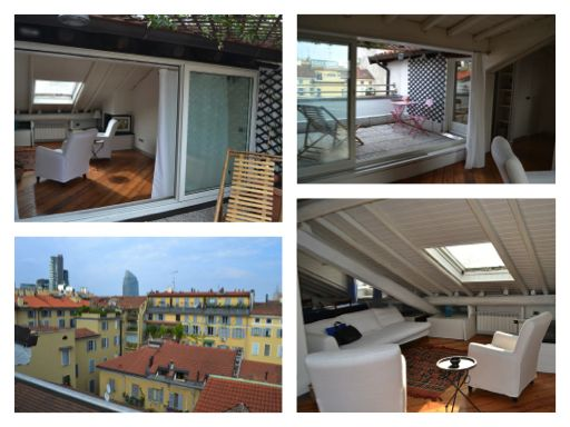 #BRERA #SOLFERINO – VIA MILAZZO. Ci troviamo nel cuore dell'affascinante Brera in un bello stabile vecchia Milano ristrutturato e dotato di ascensore. La mansarda è dotata di un bel terrazzo con vista panoramica sui tetti della città e, sullo sfondo, sui grattacieli di Milano. http://www.rossomattone.eu/Milano_Brera_Solferino_Milano_Affitto_Mansarda_Via_Milazzo-h135-m19-s14-p16.html?&conta_lista=6&metodo=DESC&ordina=