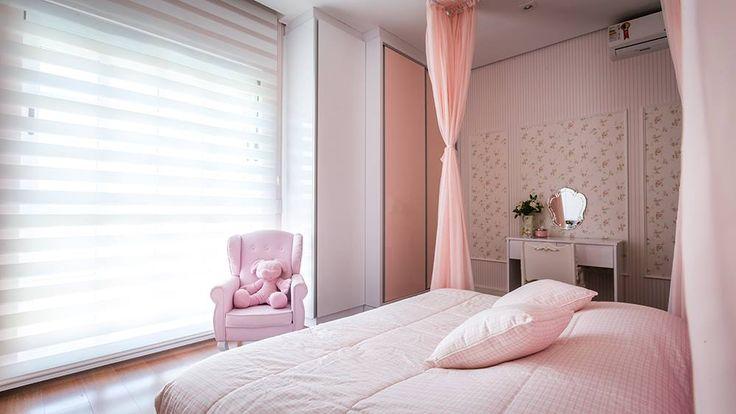 persiana double vision para quarto de menina campinas