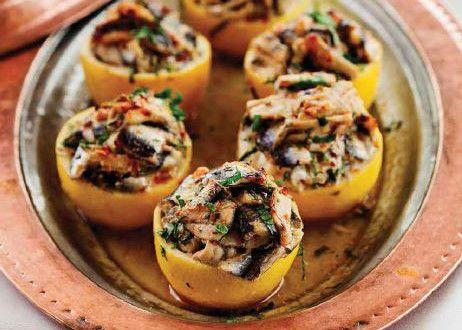 Fırında Limonlu Hamsi Tarifi | Mutfakta Yemek Tarifleri
