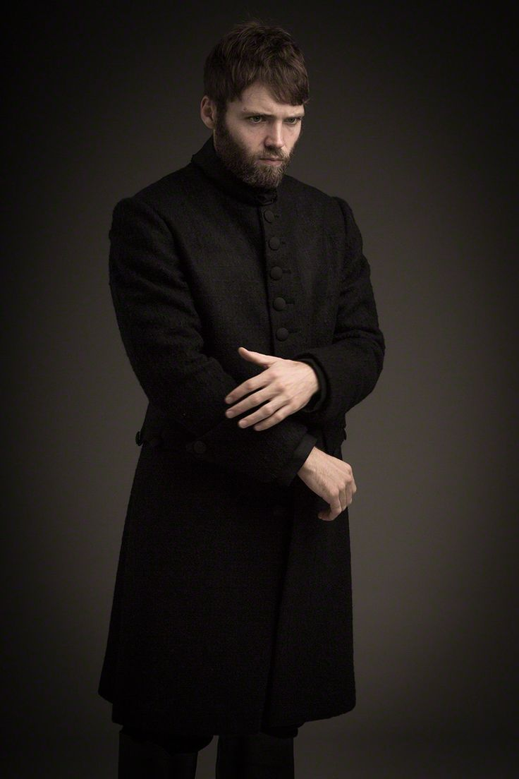 "Salem S1 Seth Gabel as ""Cotton Mather"""
