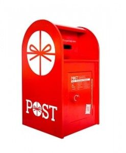 Iconic Post Box  $63.64 #sweetcreations #education #family #post #learning #letters #mailbox #letterboxes