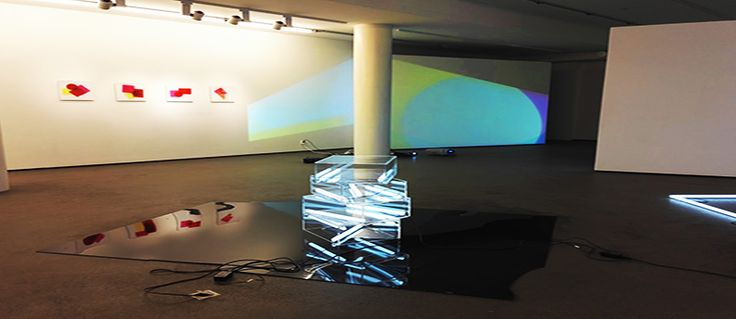 contemporary art. Exhibition documentation