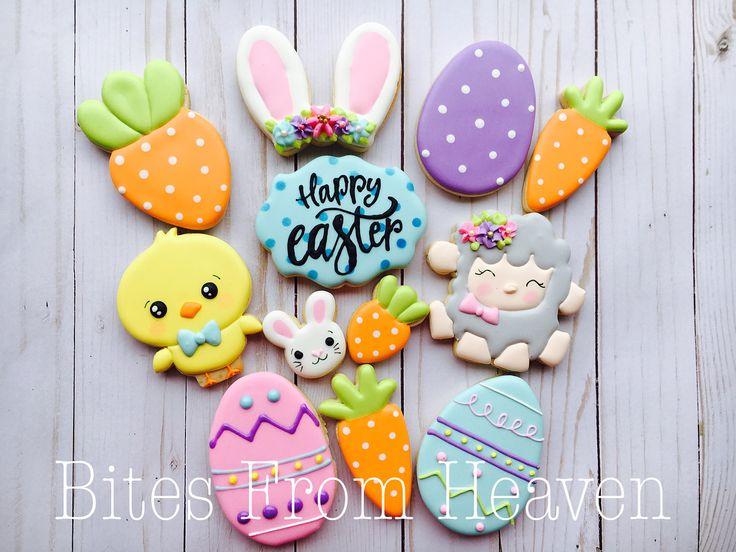 Easter Options #easter #eastercookies #cookies #sugarcookies #sanantonio #sanantoniotx #sabaker #sanantoniobaker #alamoranch
