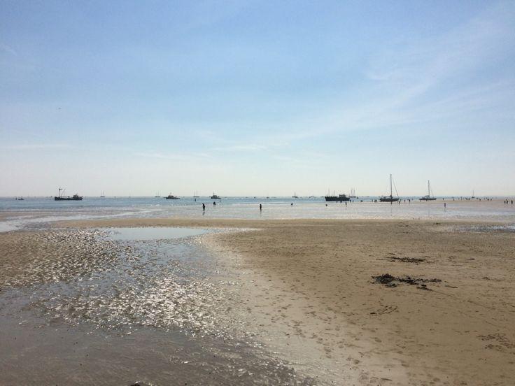 #beach Terschelling #spring