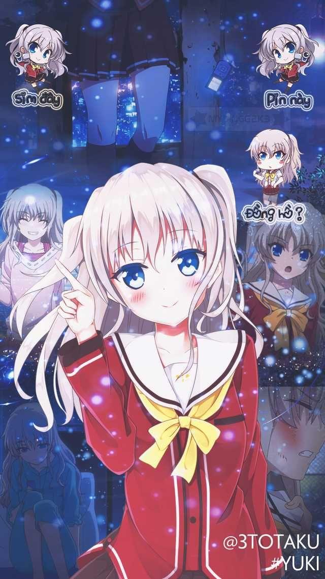 Screenshots By Yuki From 3t Otaku In 2021 Charlotte Anime Anime Wallpaper Anime Charlotte anime mobile wallpaper