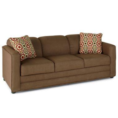 Weekend sleeper sofa queen from JCPennneys