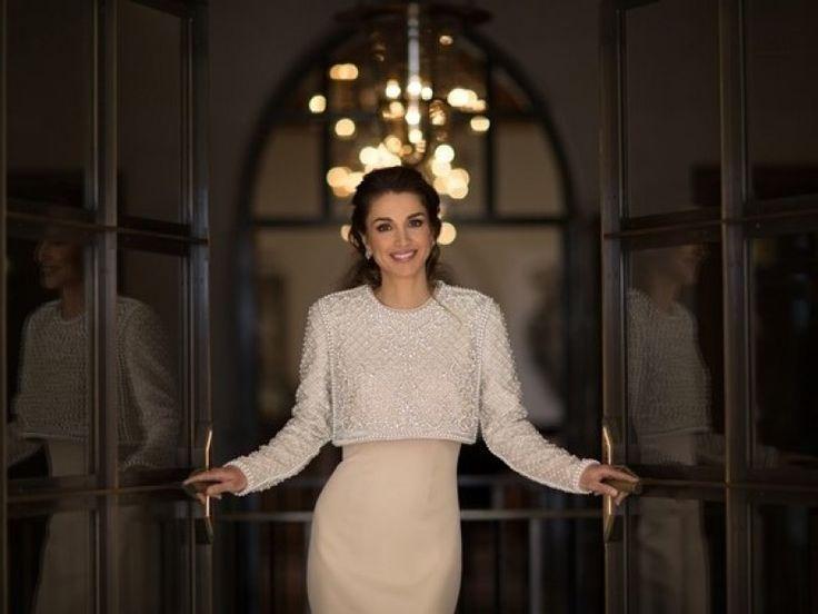 Queen Rania's official website