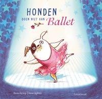 Lemniscaat NL » Jeugd » Prentenboeken » Titels » Honden doen niet aan ballet