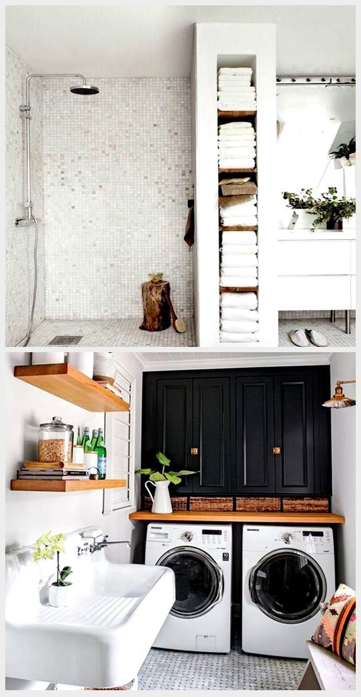 Nischen Fur Badezimmer Ideen Und Fotos Neu Dekoration Stile In 2020 Badezimmer Badezimmer Nischen Zimmer