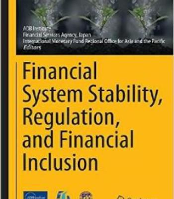 Financial System Stability Regulation And Financial Inclusion PDF