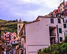 Cinque Terre, Italia, Costa De Amalfi