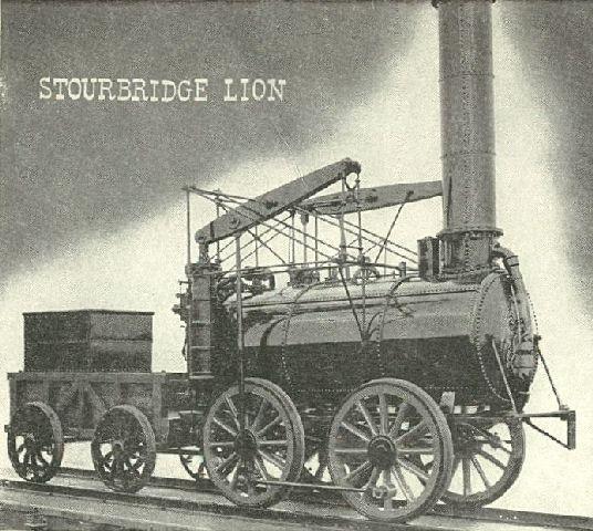 Did George Stephenson invent the first steam locomotive?