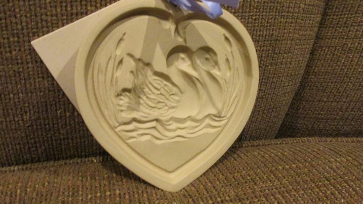 Brown Bag Cookie Art Cookie & Craft Mold ~ 2005 SWAN SONG #482/1000 Hill Design #HillDesign