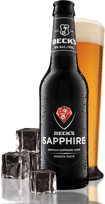 Beck's Sapphire - One really smooth super-commercial beer that I strongly recommend trying.