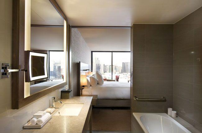 Hilton Guest Room Bathroom