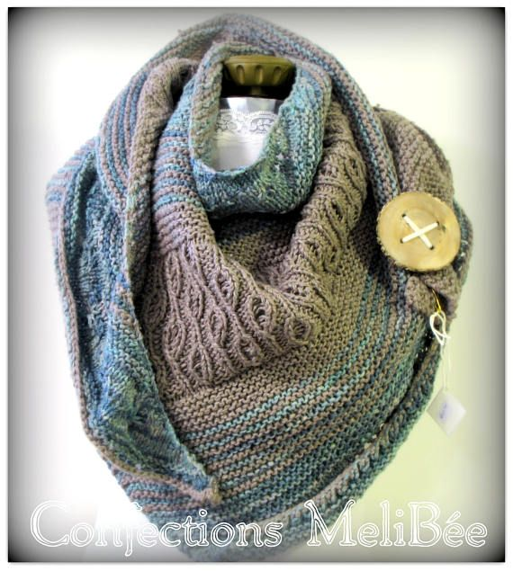 Check out this item in my Etsy shop https://www.etsy.com/ca/listing/545539156/knitted-shawl-knitted-scarf-handmade