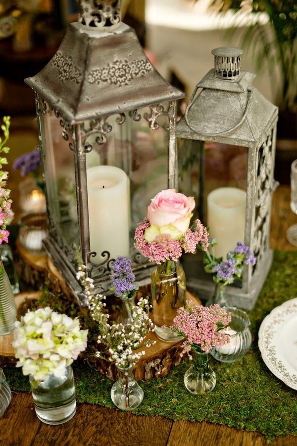 Vintage wedding decor ideas. 17 Best images about wedding reception centerpieces and