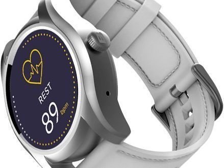 Blu X Link Smartwatch With SIM Slot, IP54, Heart rate Sensor Now Available at $49.99