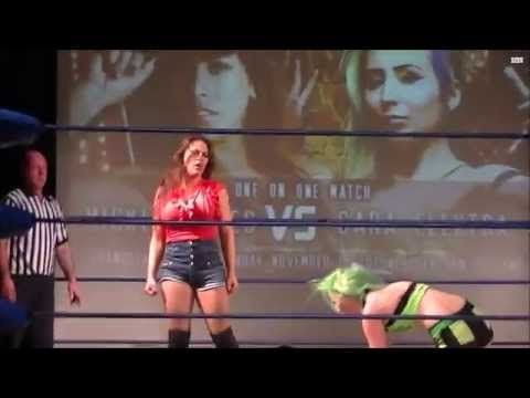 Mickie James vs Sara Elektra DPW Grandslam 2015