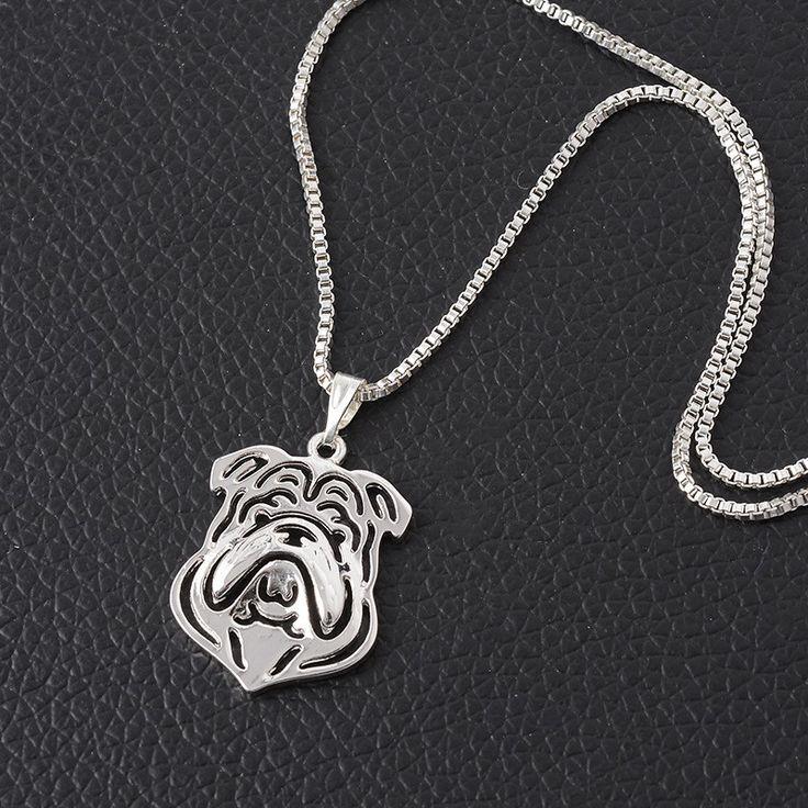 Aliexpress.com :  Ehrlich Cartoon Hund Tom Und Jerry Amerika Bulldog Halskette Hohle Stier Hund Halskette für Frauen XL 003 von verlässlichen hundefutter-Lieferanten auf Iyanla's Jewelry Store kaufen