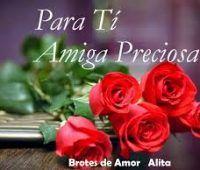 Imágenes de rosas para ti amiga