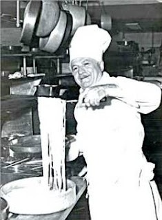 Chef Boyardee was a real person. Ettore Boiardi was the Italian-born owner of Il Giardino d'Italia, a restaurant in Ohio. Demand for his food was so great he started selling take-out in old milk bottles. Eventually he needed a factory to keep up with demand so in1929 he started selling his products nationally under the Chef Boyardee brand. His accomplishments included serving as the head chef of the Plaza Hotel in New York and overseeing the catering of President Woodrow Wilson's second…