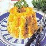 Praktická Kuchařka: Sýrový nákyp s brokolicí