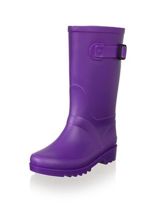 55% OFF igor Kid's Piter Rain Boot (Purple)