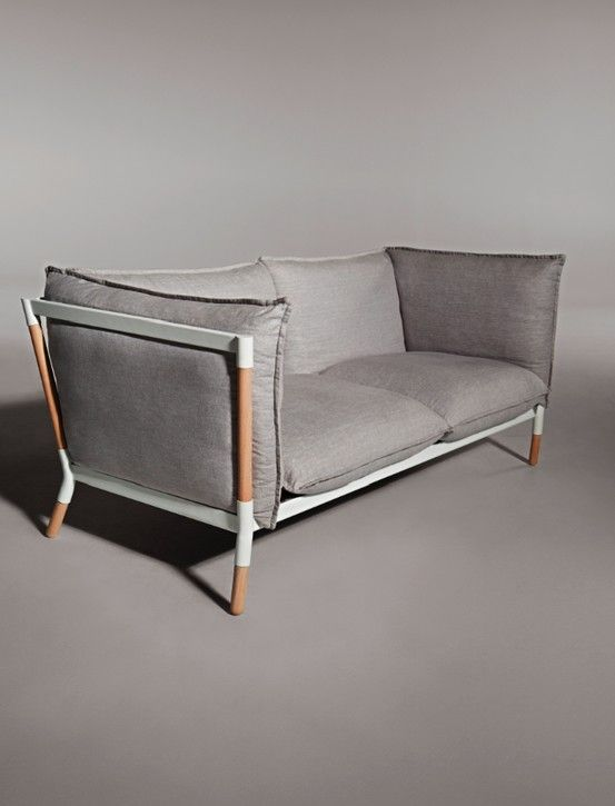 Grotto Sofa.  #modernsofa #modernfurniture