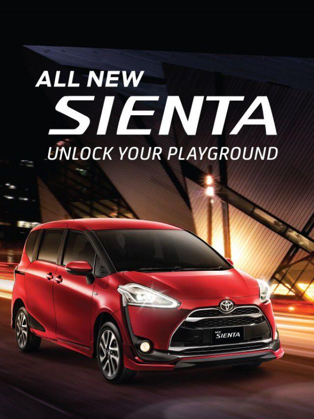 Harga Mobil Baru Toyota Sienta Semarang Nasmoco Kaligawe | Tira 081326229000