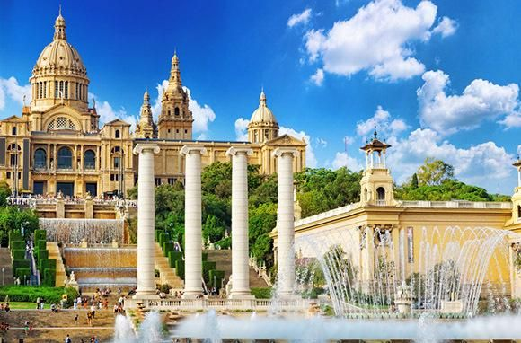 The National Museum of Barcelona (Smarter Travel)