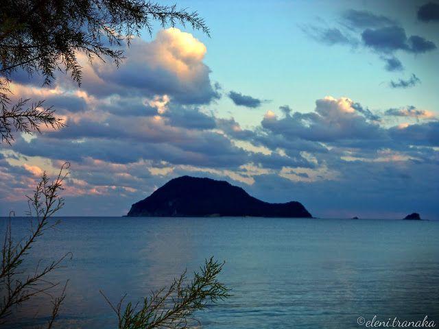 Ελένη Τράνακα: Άγιος Σώστης, Ζάκυνθος / Agios Sostis, Zakynthos