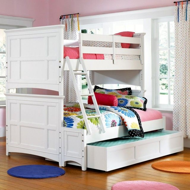 Different Bunk Bed Styles for Kids Bedrooms