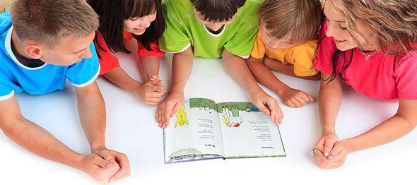 Leesboeken voor alle AVI-niveaus | AVI lezen oefenen