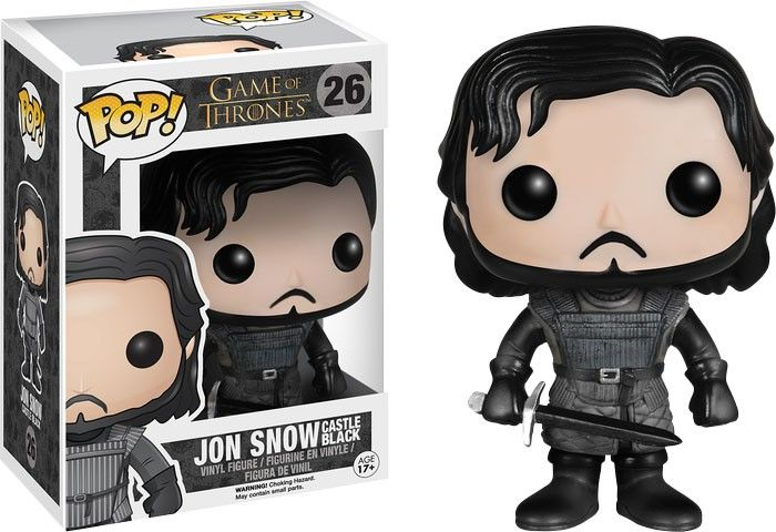 Pop! Vinyl Game of Thrones - Jon Snow Training