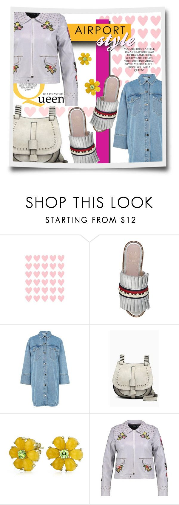 """Spring-Summer 17 (Plus Size Chic)"" by foolsuk ❤ liked on Polyvore featuring KG Kurt Geiger, Topshop, Bling Jewelry and Boohoo"