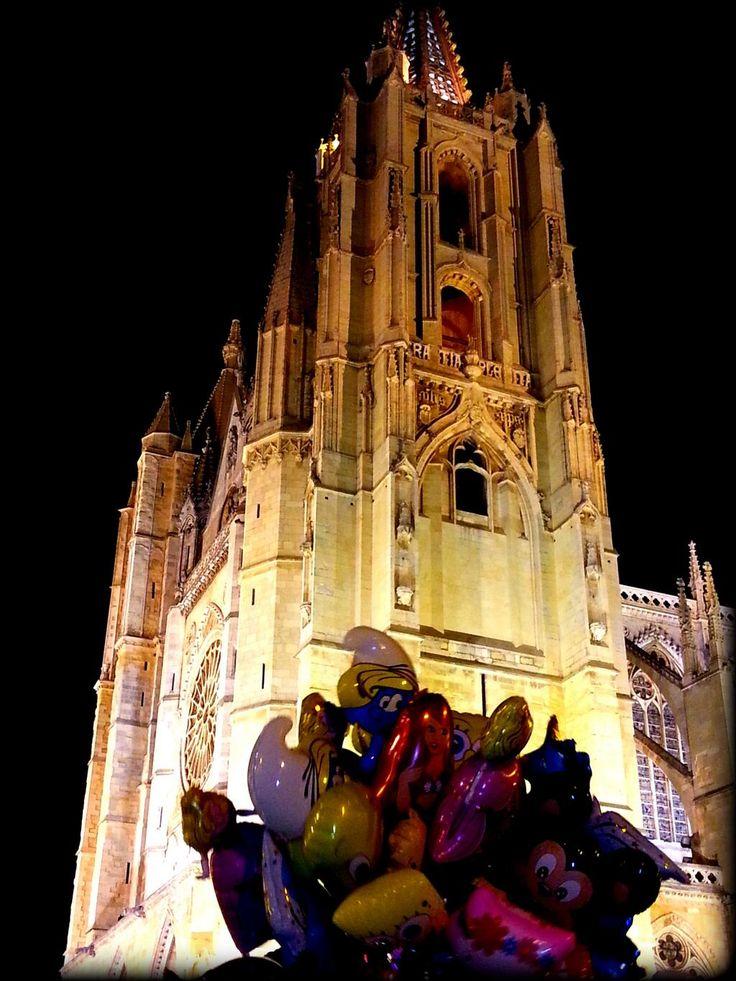 Catedral de León !! #leonesp ...