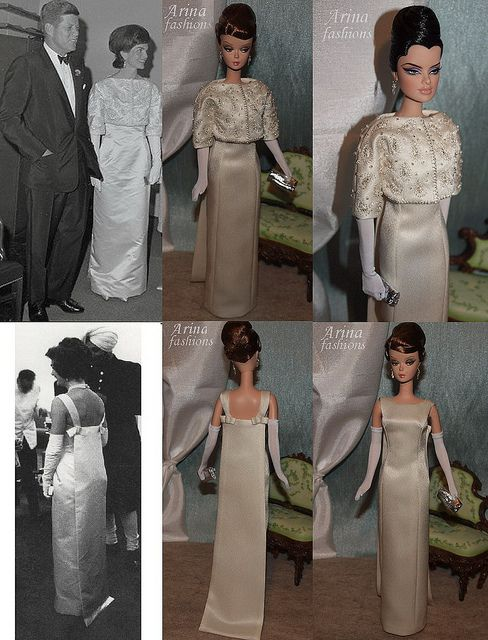 jackie kennedy evening dresses - photo #16