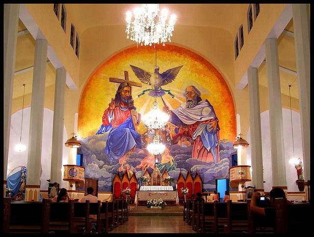 Iglesia San Pedro, Seboruco, Municipio Seboruco, Estado Táchira, Venezuela.