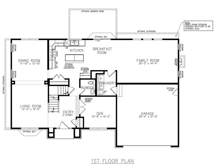 36 best floor plans we love images on pinterest | floor plans