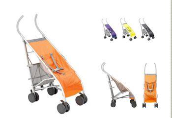 Maclaren by Starck  #Design #Pushchair #Stroller #Baby