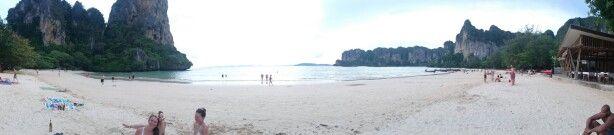 Railey Bay, Krabi