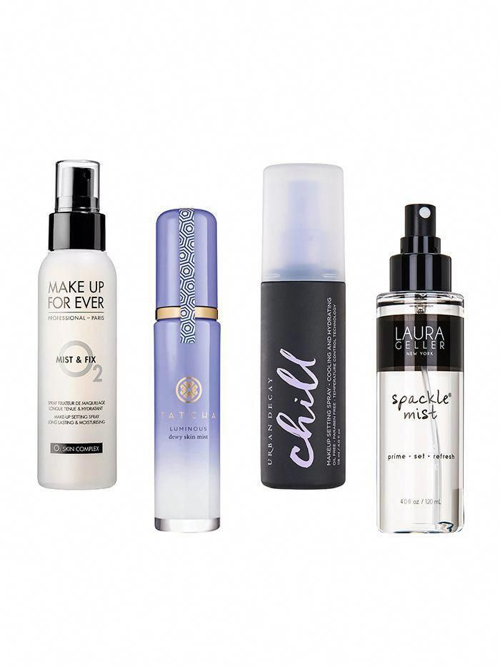 The Best Makeup Setting Sprays Based On Your Skin Type Byrdie Makeup Setting Spray Best Makeup Setting Spray Setting Spray