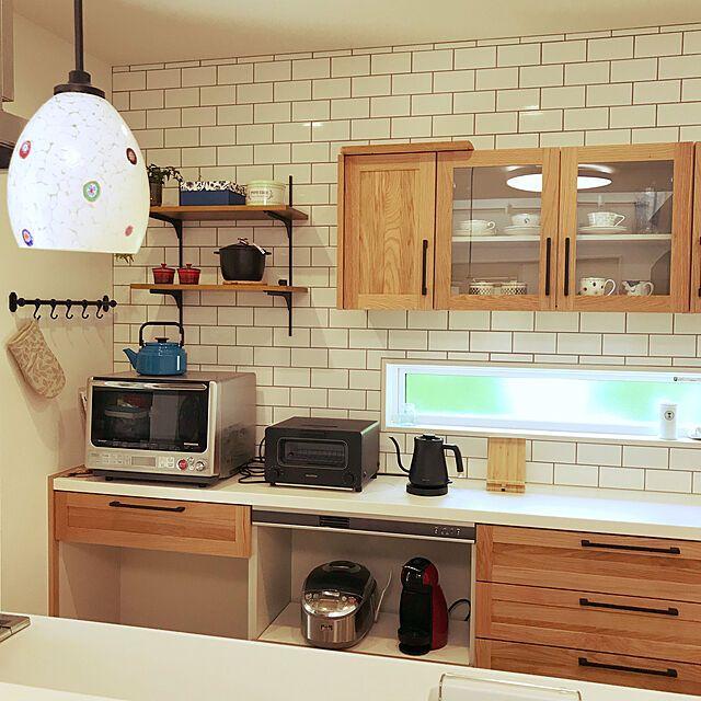 システム収納 ウッドワン 無垢の木の収納 壁付 フツウノブラケットプラン Fn 004 Woodoneのレビュー クチコミとして参考になる投稿5枚 Roomclip Item 2020 リビング キッチン インテリア キッチンデザイン