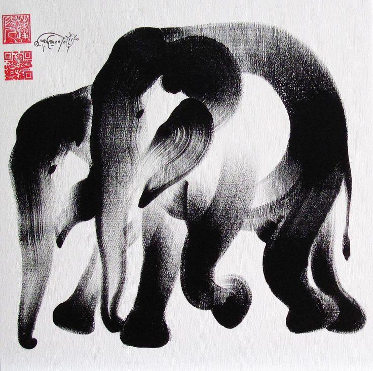 if an elephant tattoo wasn't so random, I'd probs get one