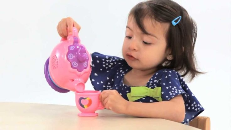LeapFrog Musical Rainbow Tea Party- it's fun and educational!