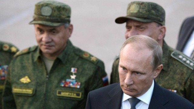 Qué hay detrás del despliegue militar de Vladimir Putin en Siria
