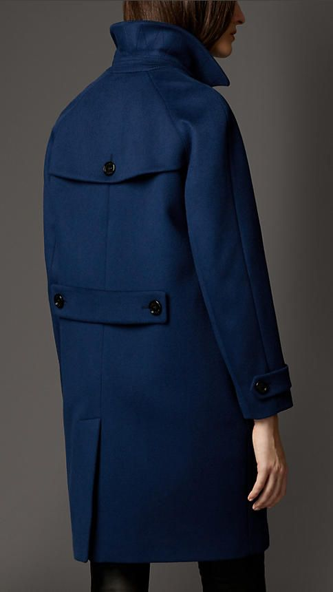 Wool Cashmere Oversize Coat | Burberry London